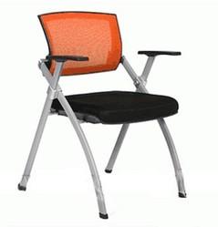 Кресло посетителя CHAIRMAN NEXX (Некс) сетка оранжевая