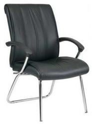 Кресло для посетителей Oriental DH-200LA, экокожа